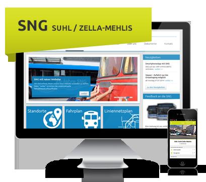 Neuer mobiler Kundenservice der SNG