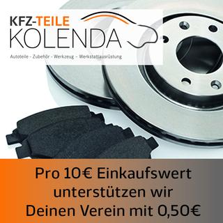 Autoteile kauft man bei KFZ-Teile Kolenda.