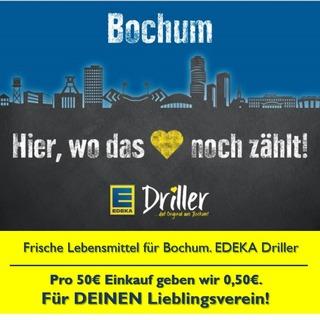 EDEKA Driller. Frische Lebensmittel für Bochum.