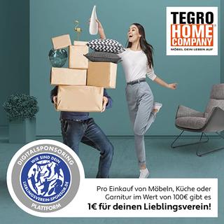 Kaufe Möbel/Küche/Garnitur und unterstütze Deinen Lieblingsverein.