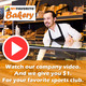 Watch the MyFavorito Bakery video